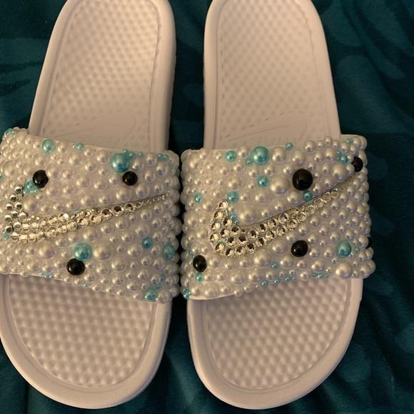 Nike Shoes | Bling Sandals | Poshmark